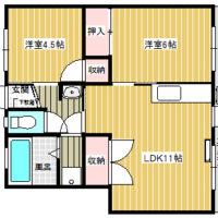 仁田脇マンション302号室
