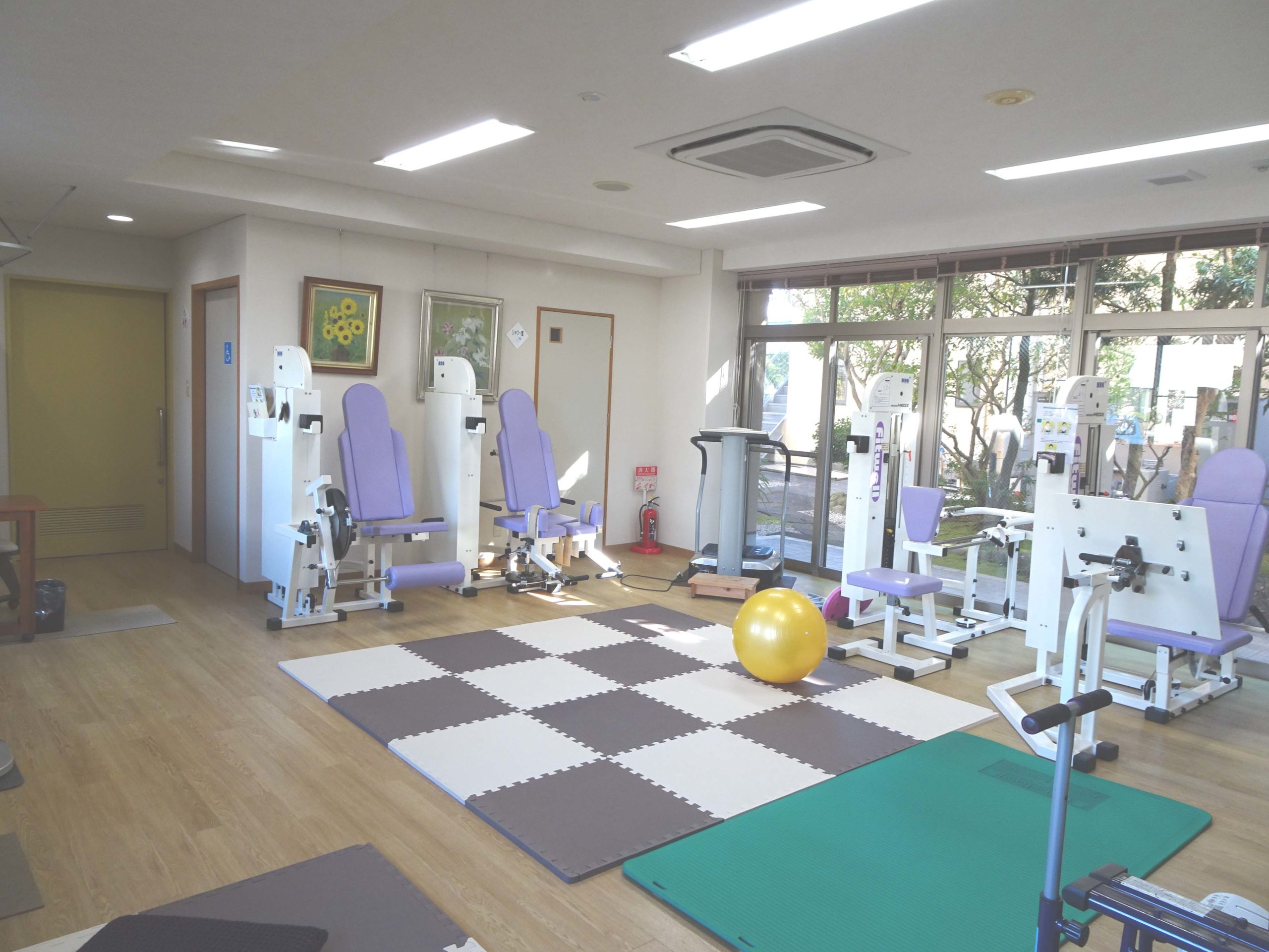 ライフピア トレーニングルーム01