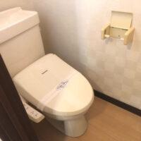 ライフリッチビル203号 トイレ 20210510